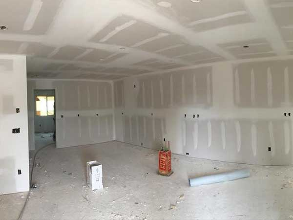 drywall and paint contractor