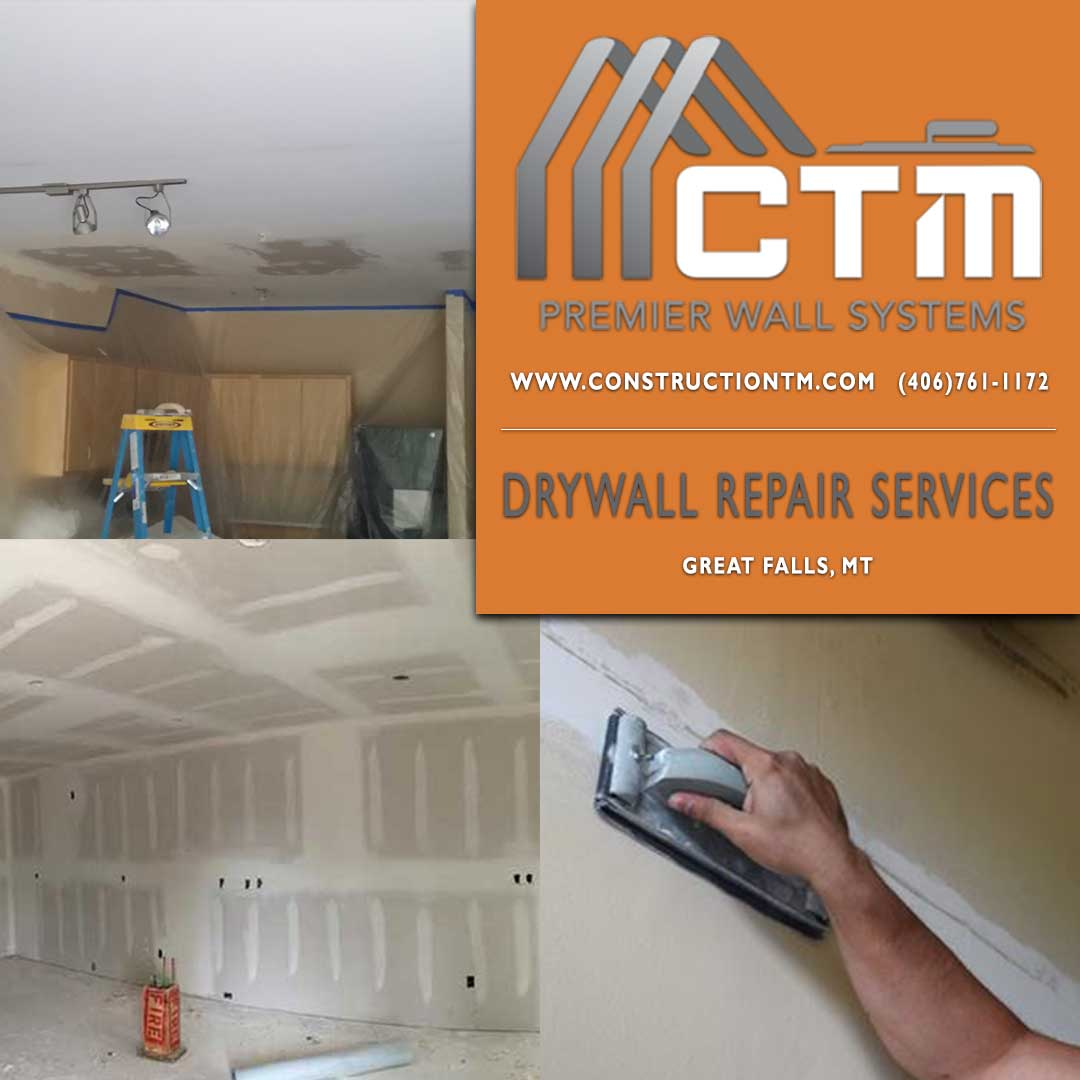 Drywall Repair Services Great Falls MT